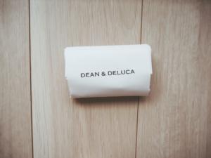 理想のエコバッグに出会った/DEAN & DELUCAミニマムエコバッグ